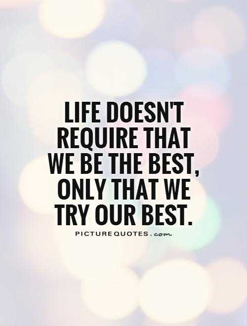 Quote about life