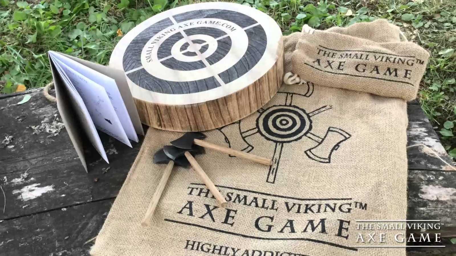 viking axe game