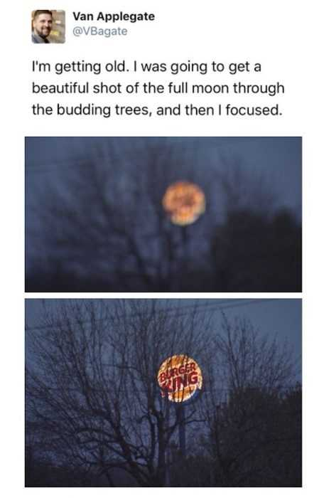 Funny Images burger king mooning