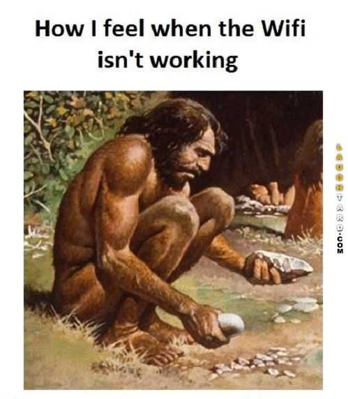 Funny Images wifi problems