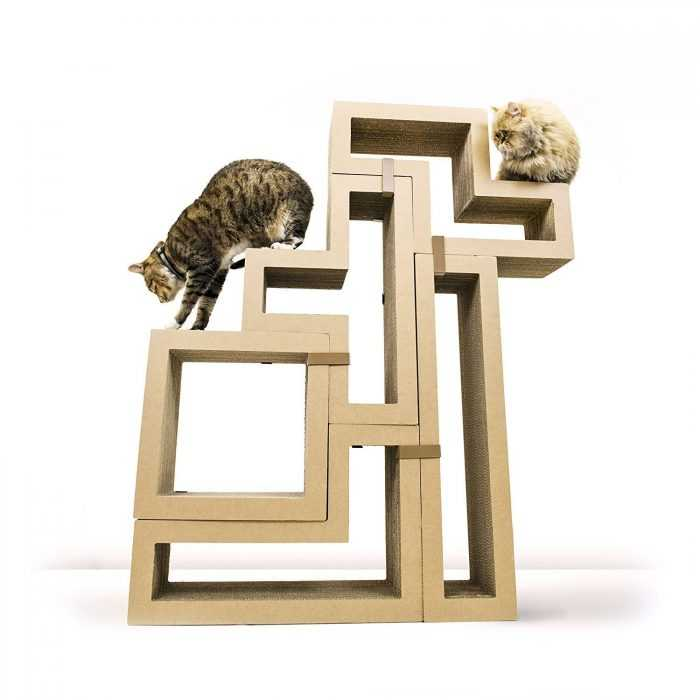 Katris Stylish Modular Cat Tree