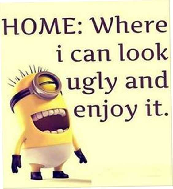 funny minion pictures - enjoying home