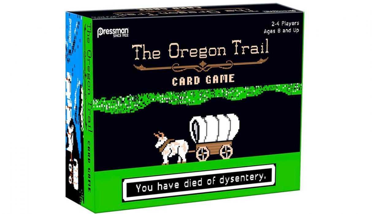 Oregon Trail Card Game 1