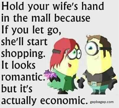 Snappy Funny Memes - hold your wife's hand in the mall