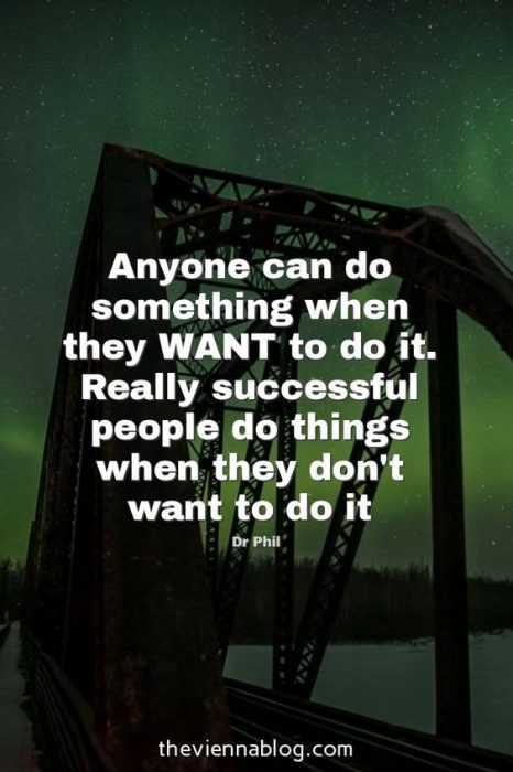 Motivational Quotes - anyone can do something when they want to do it