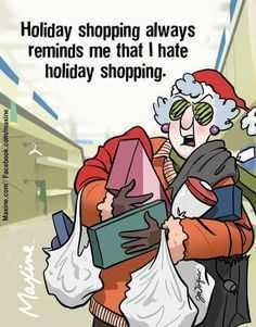 Snappy Funny Memes - hate holiday shopping