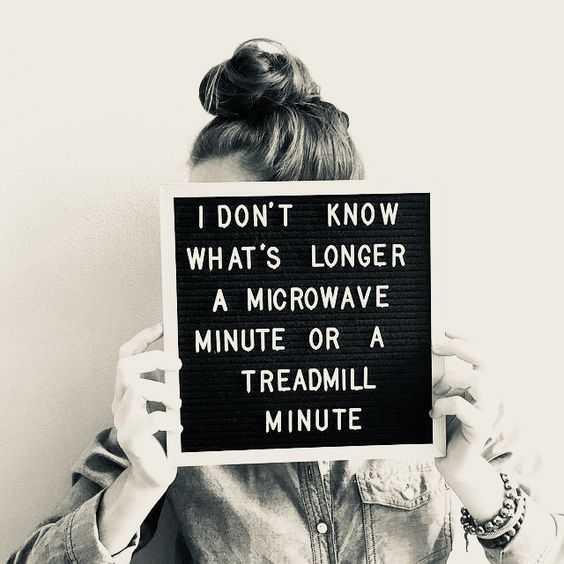 Snappy Funny Memes - microwave minute vs treadmill minute