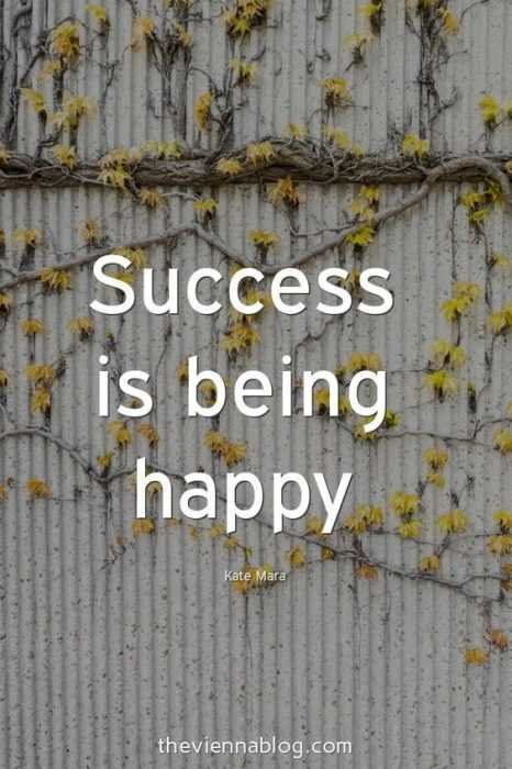 Motivational Quotes - being happy