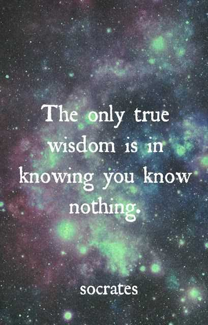 incredible quotes - wisdom in humility