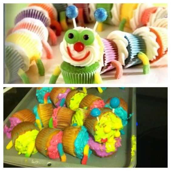 Funny Nailed It Meme - caterpillar cake