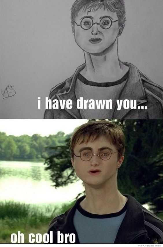 Funny Nailed It Meme - Harry Potter