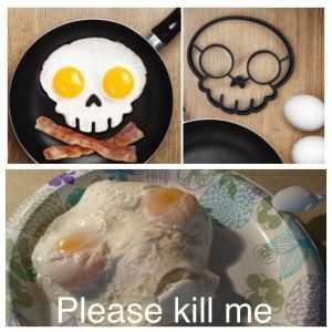 Funny Dank Memes - omelette wants to die
