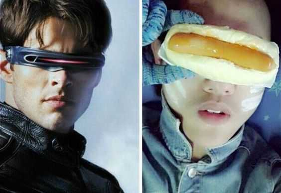 Funny Dank Memes - hot dog x men