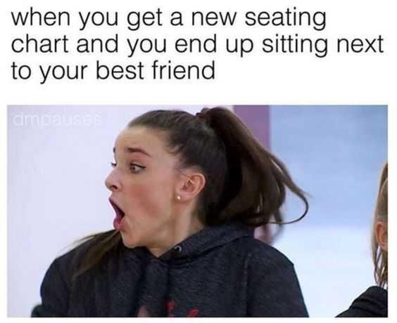 Funny Dank Memes - sitting next to best friend