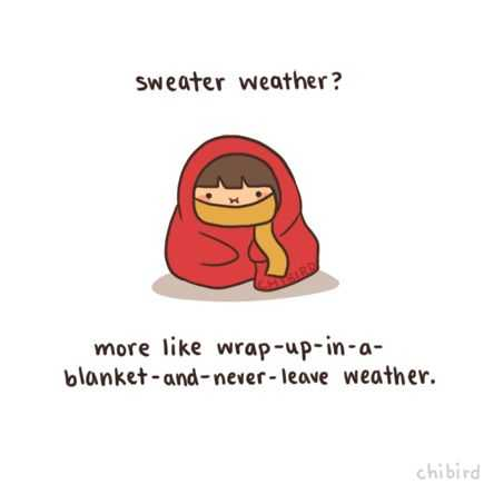 Winter Memes - Sweater Not Enough