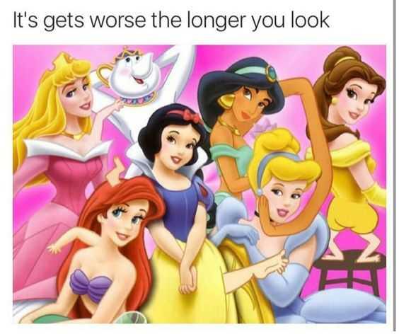 Funny Dank Memes - disney reimagined