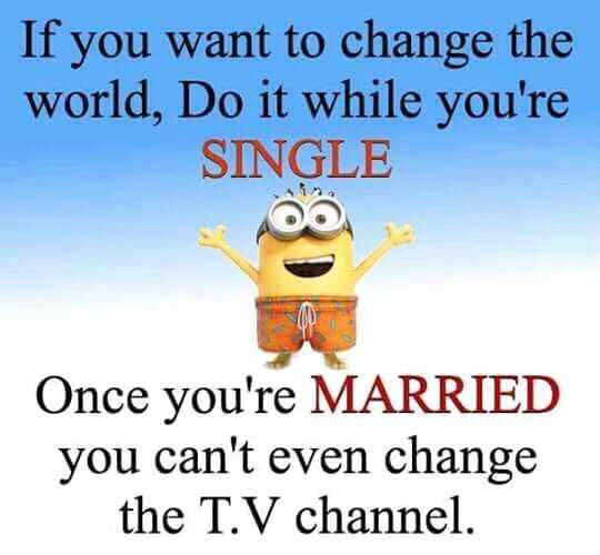 Minion Memes Funny - Married Life
