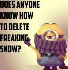 Minion Memes About The Weather