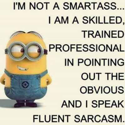Funny Minion Memes - Smart Mouth?