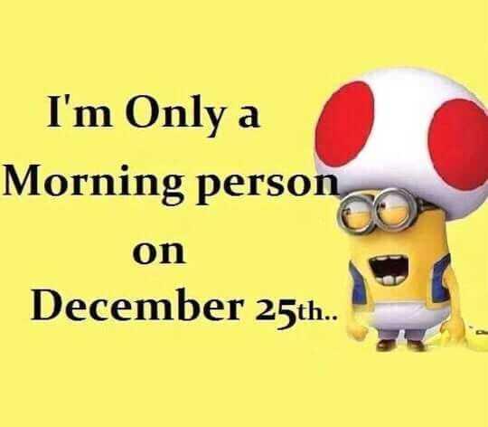 Funny Minion Memes For Christmas