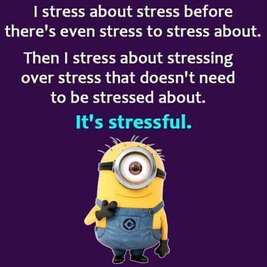 Funny Minion Memes - Stressful Tongue Twister
