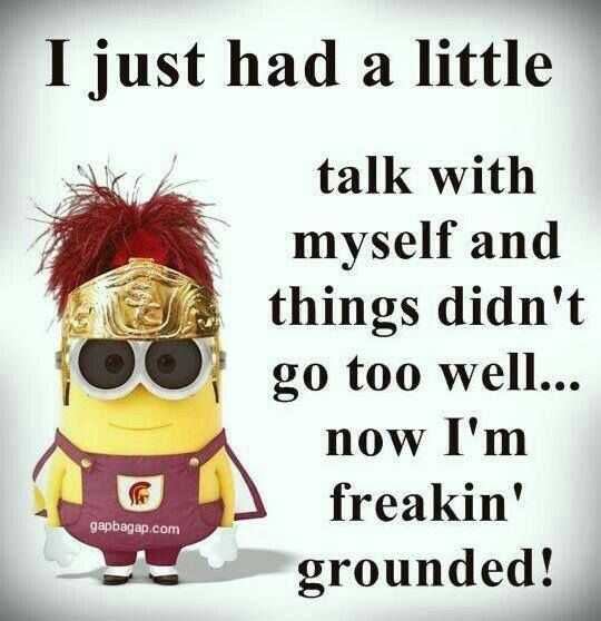 Funny Minion Memes - Little Talk