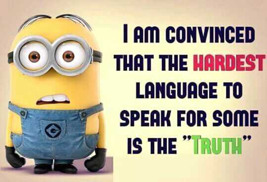 Minion Memes - You Can't Handle The Truth