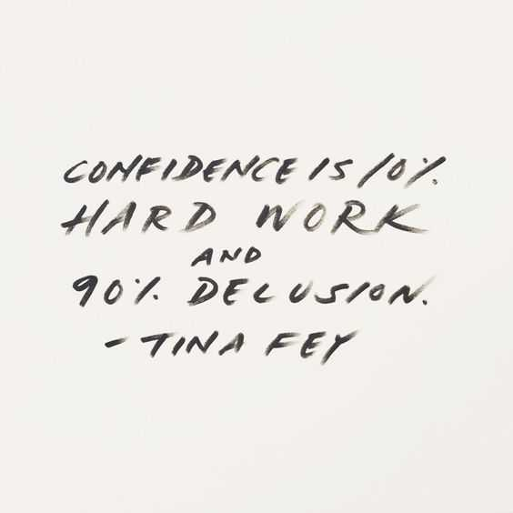 Inspirational Words 5 - confidence