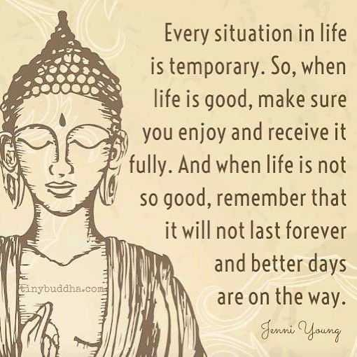 incredible quotes - everything is temporary