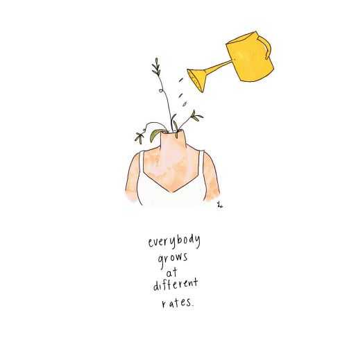 Illustrated Inspirational Quotes 12