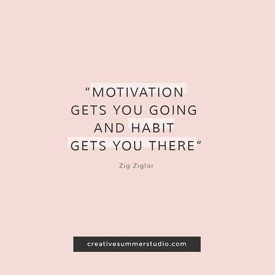 Quotes on motivation