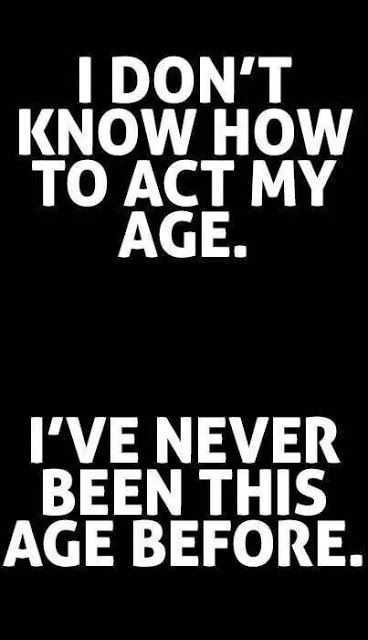 Hilarious Funny Quotes - maturity