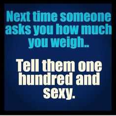 Hilarious Funny Quotes - overweight