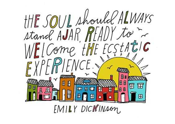 Illustrated Inspirational Quotes 4