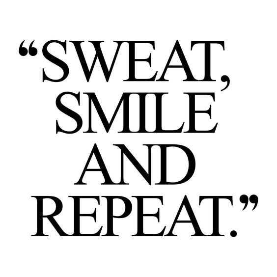 Inspirational Fitness Sayings