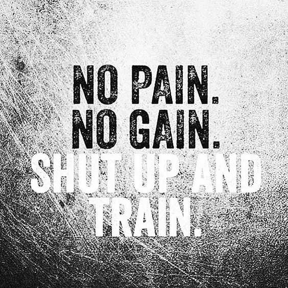 Inspirational Fitness Resolutions