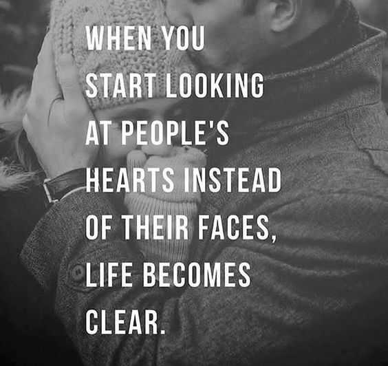 Inspirational Words about life 2 - people's hearts