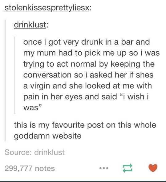 Hilarious Tumblr Stories - wish