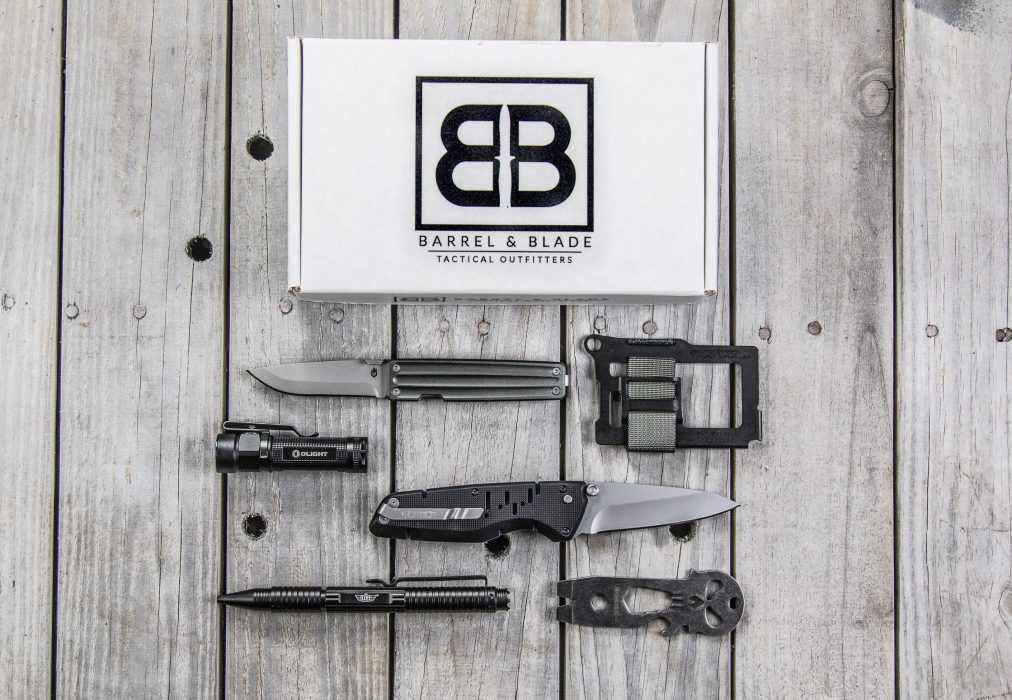 Subscription Boxes For Men - Barrel &Amp; Blade