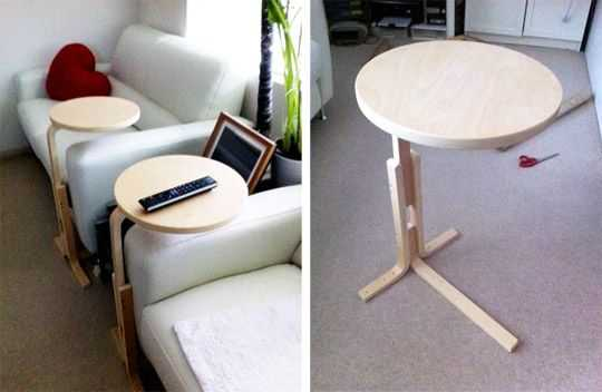 Ikea Hack - Laptop Table