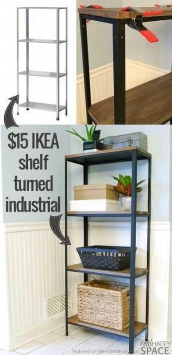 Ikea Hacks - Fancy Shelf