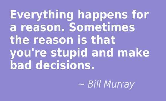 life quotes 1 - everything happens for a reason