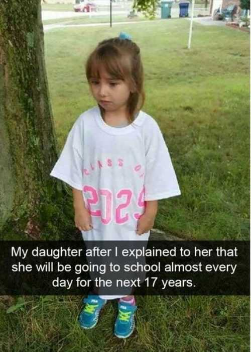 silly kid pictures - explained