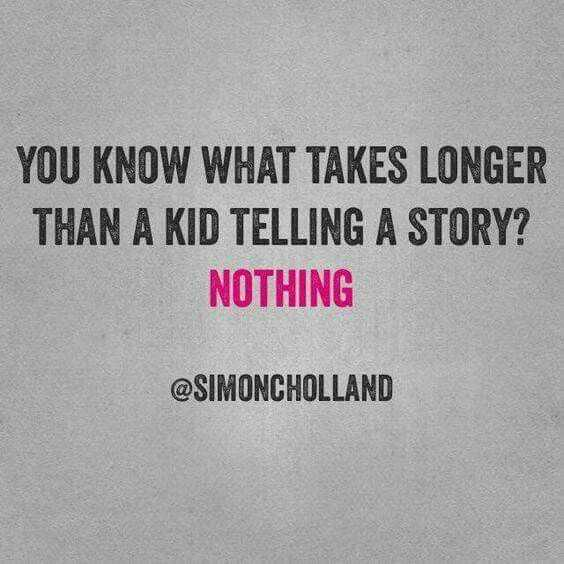 funny life quotes - kids