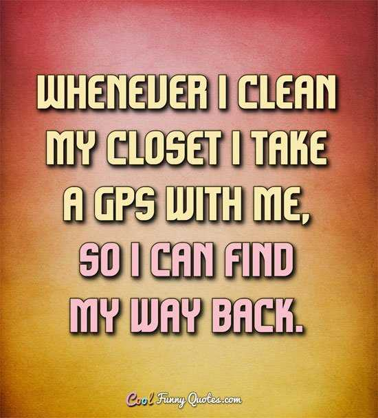 funny quotes about life in general - down the spring cleaning rabbit hole