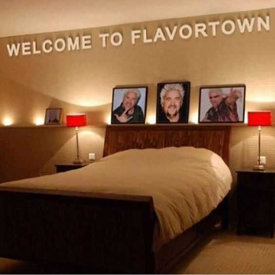 Funny Images Clean - flavor town