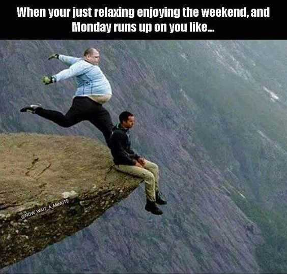 funny images clean - monday