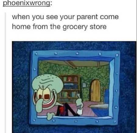 Funny Images Clean - groceries