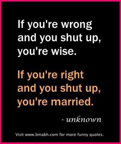 Hilarious Marriage Meme - wisdom