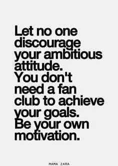 Quotes about ambition
